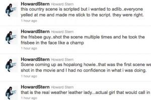 Howard Stern Twitter