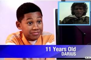 Kids react to viral videos