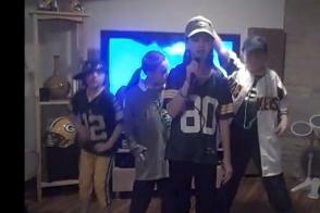 Packers Lady Gaga parody