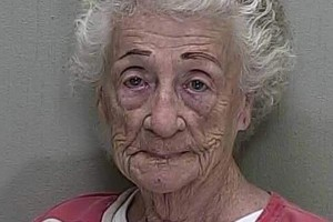 92-Year-Old Arrest