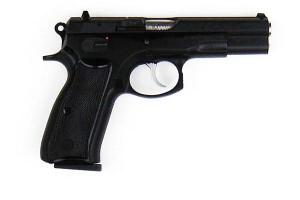 9 mm gun