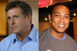 Rick Welts and Don Lemon