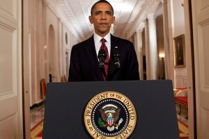 President Obama Announces Death of Osama Bin Laden