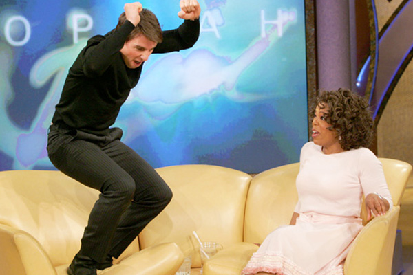 Tom Cruise, Oprah